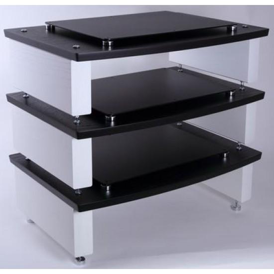 HiFi Furniture Milan 20 Wooden Hi-Fi 3 Support