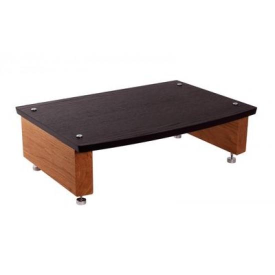 HiFi Furniture Milan 20 Wooden Hi-Fi Add on Shelf