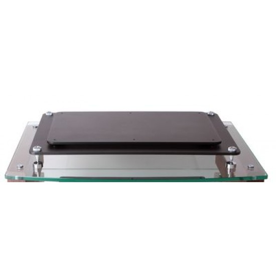 Desk Top Equipment Isolation Platform Quadraphonic iRAP (Isolation Resonance Absorbing Platform)