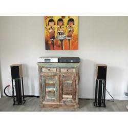Graham Audio LS3/5 Custom Built FS 104 Signature Speaker Stand Support