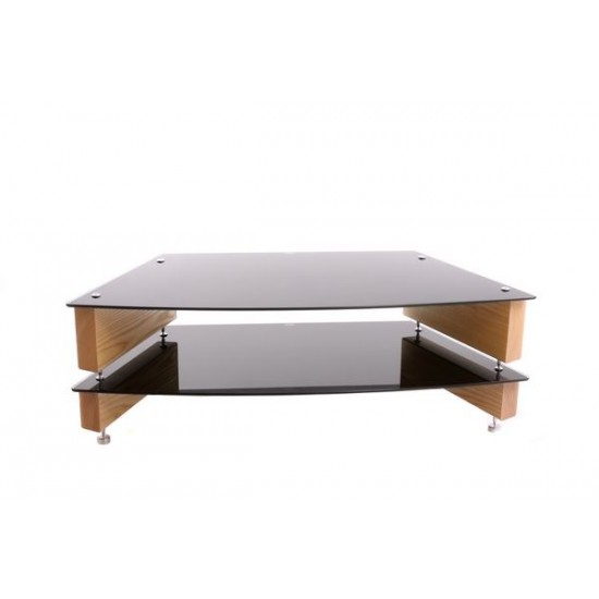 Audio Visual Furniture Milan 6 LCD 2 Corner Support Range