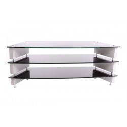 Audio Visual Furniture Milan Reference 10 Plasma Corner 3 Support Range