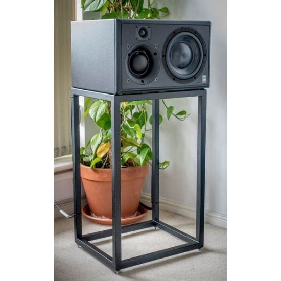 Speaker Stand Custom Built Open Frame Design