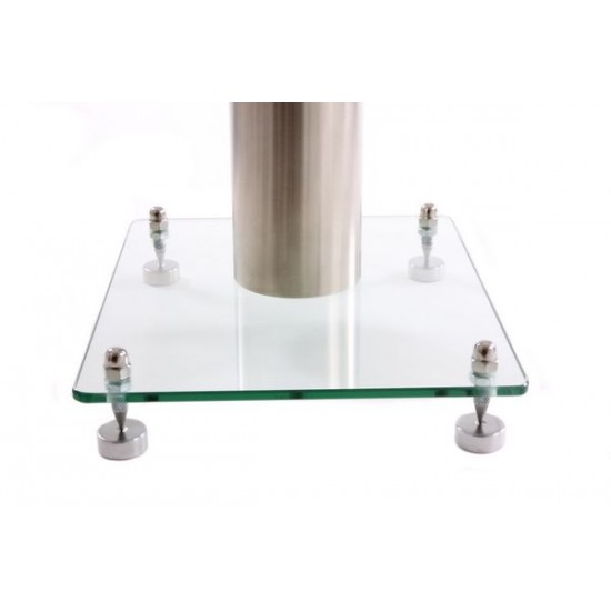 Speaker Stand Glass Base Support