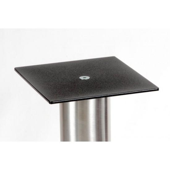 Acoustic Steel Speaker Stand Top Plates