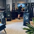 Studio Monitor Speaker Stand Custom Built Support